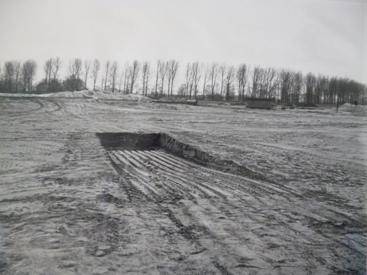 Werner Rückemann, Sandplasik, 1979, Münster