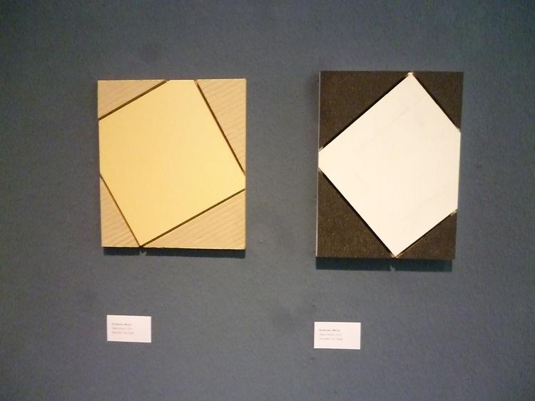 Werner Rückemann, Relief, 2019, Museum Liesborn